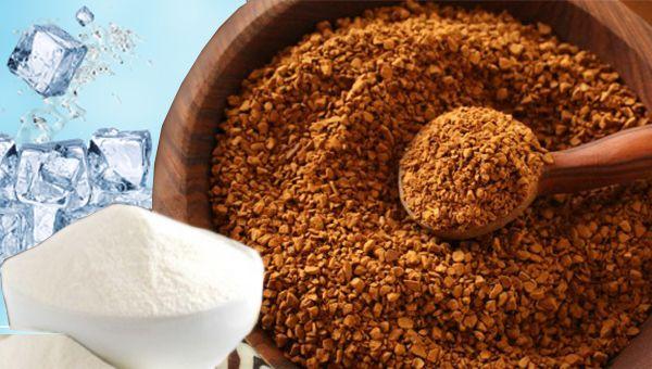 naeng-keopi yapılışı, naeng-keopi tarifi - www.kahvekafe.net