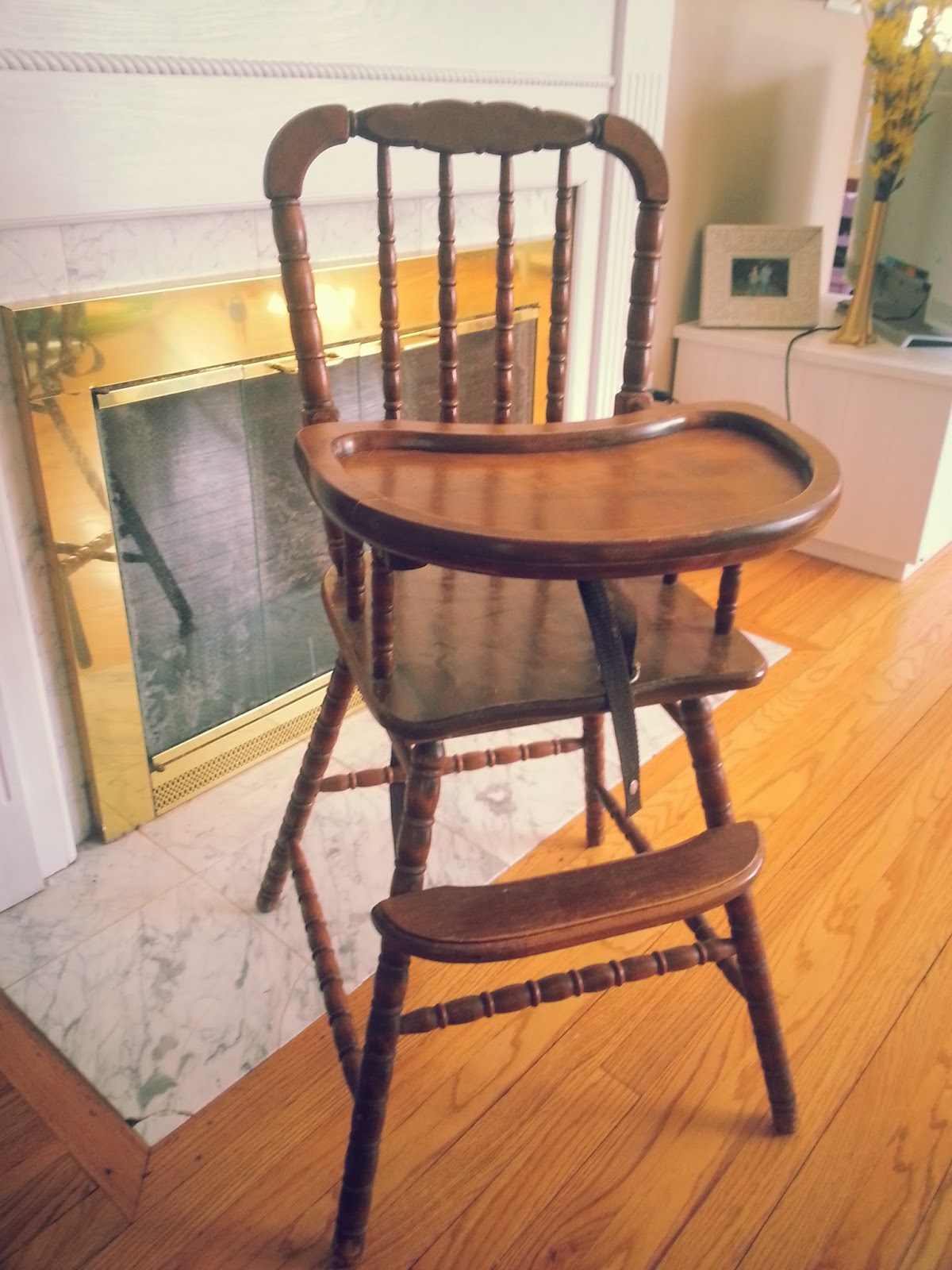 3 in one high chair plans european covers bloom client project vintage milk paint