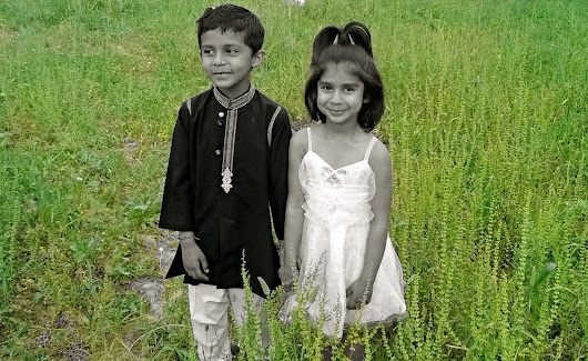 Photoshot of lovely kids