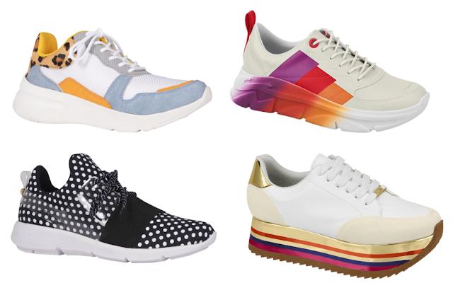 Tendência para a primavera/verão 2019 para sapatos femininos