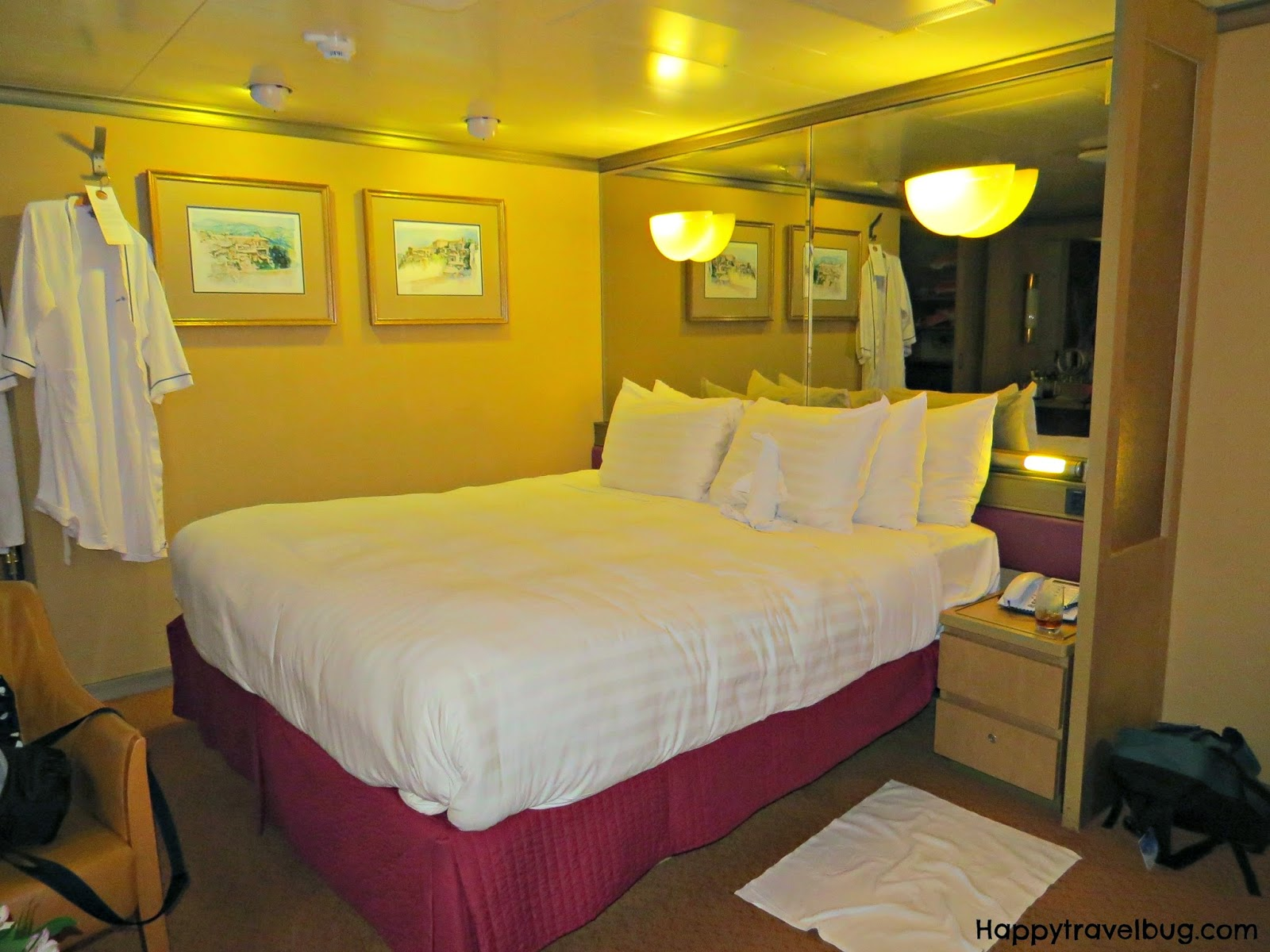 Our Signature Suite on Holland America Cruise
