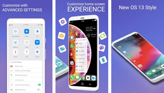 Launcher apk ios   iPhone Launcher For Android 2019 (iOS Launchers