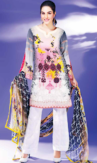 Combinations Lawn 2016/2017 by Charizma Collection Chapter 8