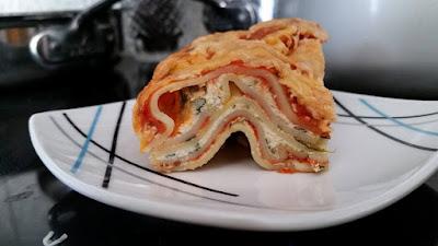Manicotti Lasagna recipe