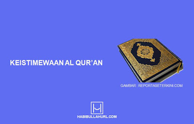 Keistimewaan Al Qur'an