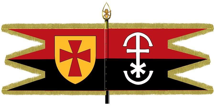 Робочий варіант Почесного прапору 30-ї окремої механізованої бригади імені князя Костянтина Острозького