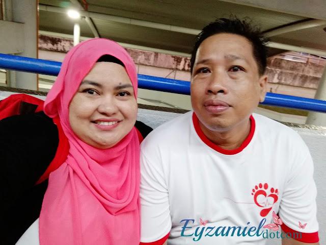 First time join KL Pagi Bebas Kenderaan dekat Dataran DBKL - Big Walk