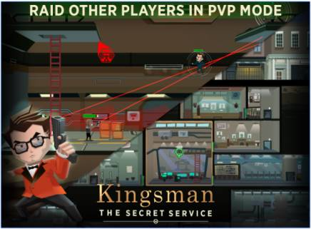 Game Kingsman The Secret Service Mod Apk