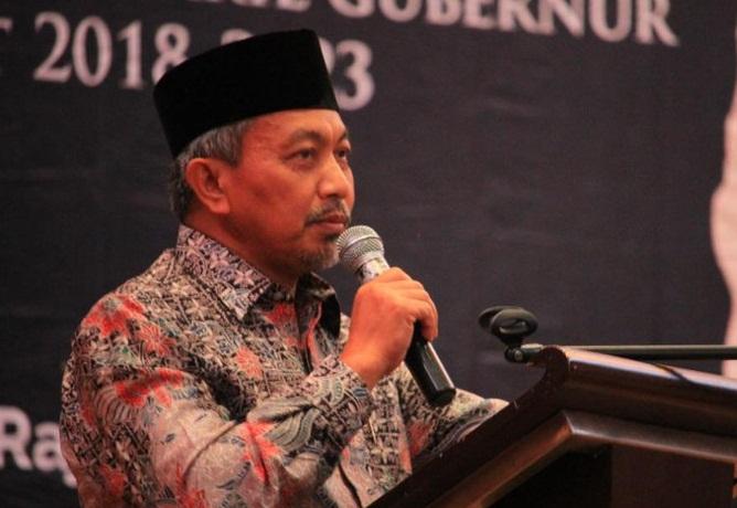 [Pilgub Jabar 2018] Ahmad Syaikhu Tidak Jadi Diusung PKS?