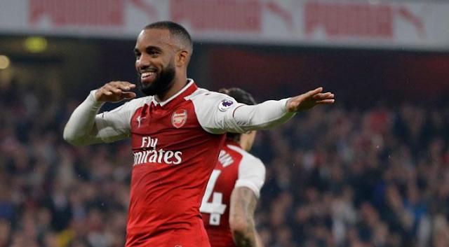 AGEN BOLA - Lanjutan Liga Inggris Arsenal Kalahkan Everton 5-2