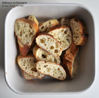 recette pain perdu revisite