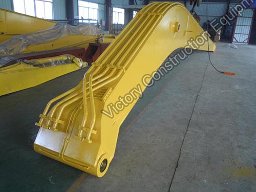 excavator long reach fronts, professional manufacturer in