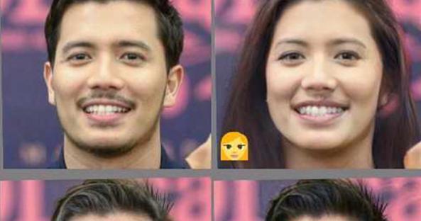 15 Hasil Faceapp Gadis,Tua Dan Baby Artis Lelaki Malaysia ...