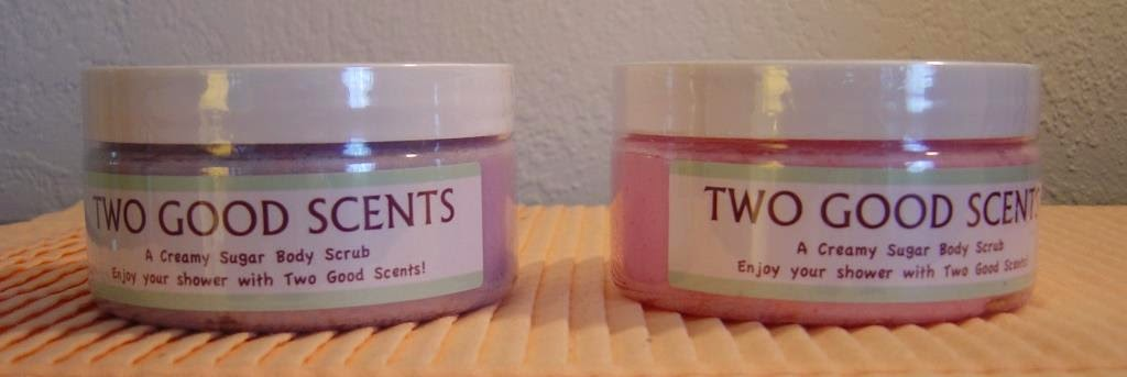 Two Good Scents Sugar Scrubs.jpeg