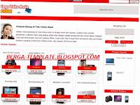 Kumpulan Download Source Code Web Toko Online siap PAkai 100% Work