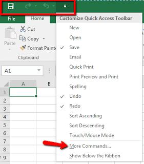 Tips dan Trik Rahasia Tersembunyi Excel yang komplit