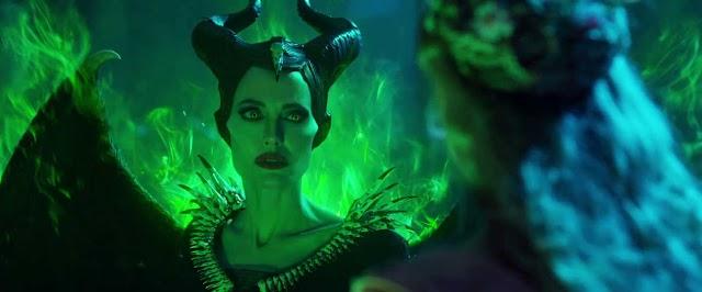 أنجلينا جولي تعود لعالم الفانتازيا مع تريلر رائع للجزء الثاني Maleficent: Mistress of Evil