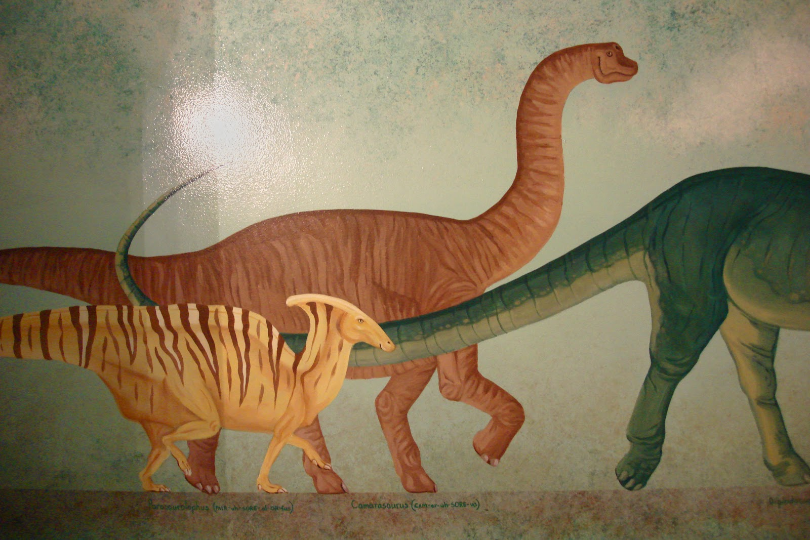 Dinosaur Restroom, Begin With Us Childcare and Preschool | Deb