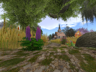 Little Big Chapel Path Inworldz
