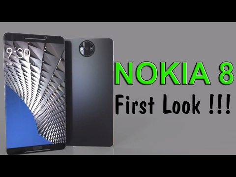 Nokia 8 first review : nokia in india