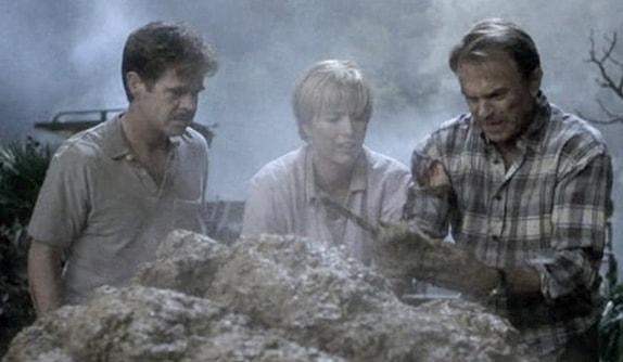 Jurassic Park 3 il letame  la salvezza