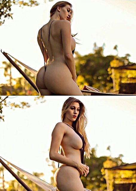 Amber heard nude topless in