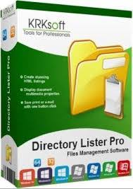 Directory Lister V2.33 Full Version