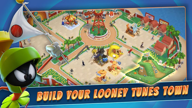 Looney Tunes World of Mayhem Apk-Appzmod