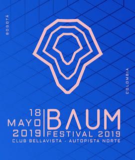 Poster BAUM Festival 2019