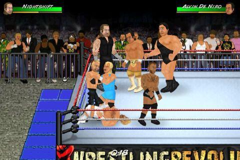 IPlayOptimusMe: (Games) Wrestling Revolution PPV WWE for