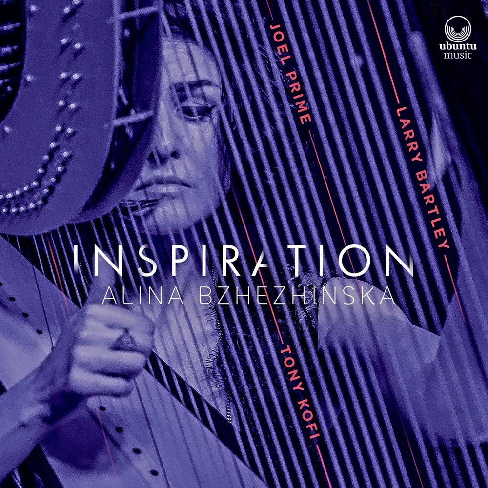 Republic of Jazz: Alina Bzhezhinska - Inspiration (UBUNTU MUSIC 2018)