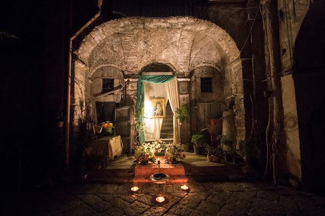 Festa della Madonna delle galline a Pagani