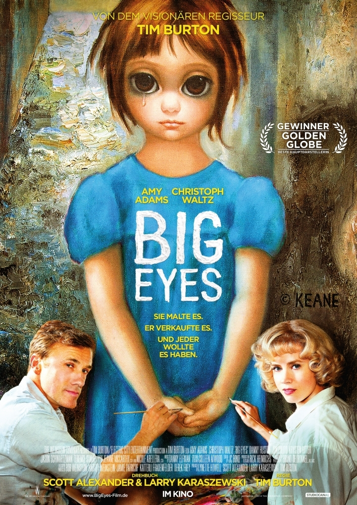 Big Eyes - Tim Burton