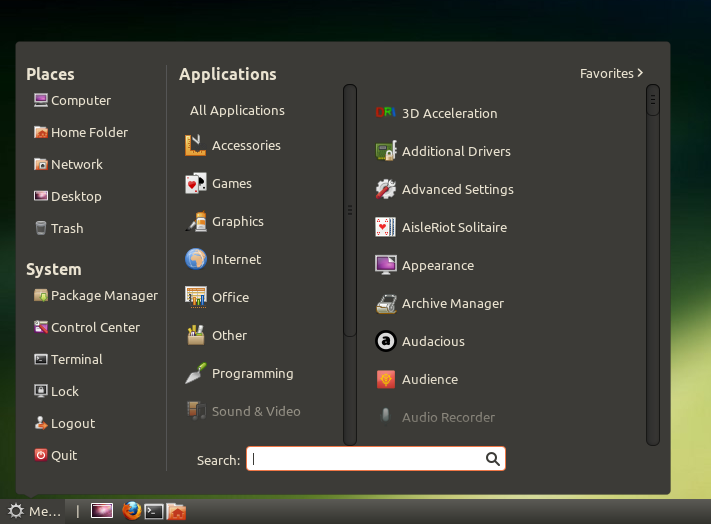 Cinnamon Themes, Applets And Extensions PPA Repository
