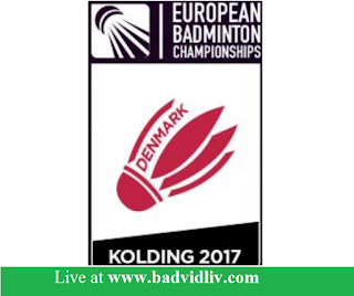 European Championships 2017 live streaming
