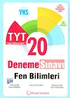 Palme 20 TYT Fen Bilimleri Deneme PDF