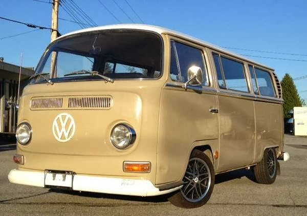 1969 vw bus deluxe for sale in vancouver vw bus wagon. Black Bedroom Furniture Sets. Home Design Ideas