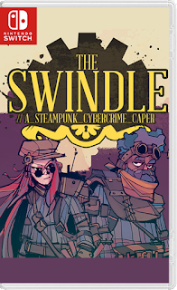 The Swindle: a Steampunk Cybercrime Caper Switch NSP