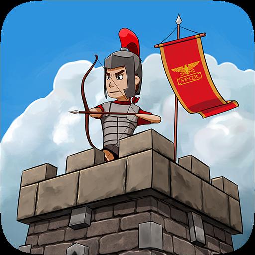 Grow Empire: Rome v1.4.5 Apk Mod [Dinheiro Infinito]
