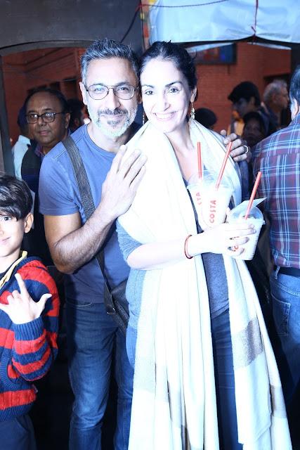 Nikhil Mehra with Simar Duggal