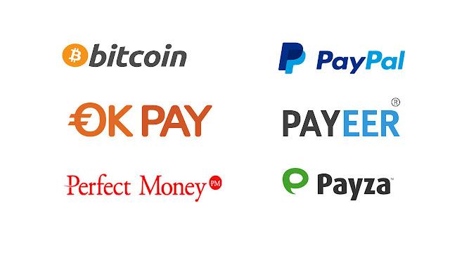 Online Payment Services - web4newbies.com