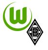 VfL Wolfsburg - Mönchengladbach