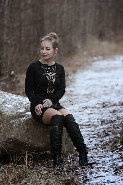 Samantha Wills Bohemian Bardot Rings