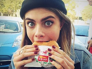 115 years and billions of cutlets: Kara Delevin and other star fans of burgers