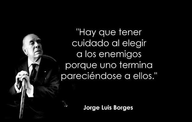 40 de las mejores frases de Jorge Luis Borges para reflexionar