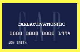 Simple Ways To Activate A Gap Credit Card