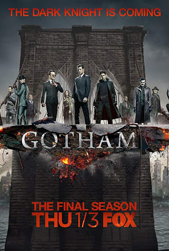 Gotham Temporada 5 (HDTV 720p Ingles Subtitulada)