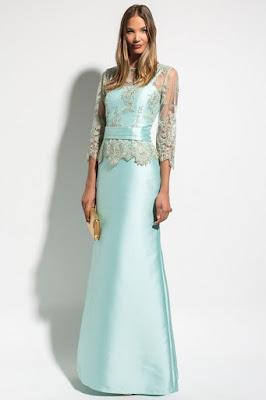 Vestidos de madrina de bodas sencillos