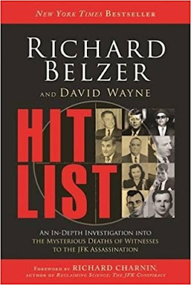 Hit List by Richard Belzer and David Wayne (Book cover)