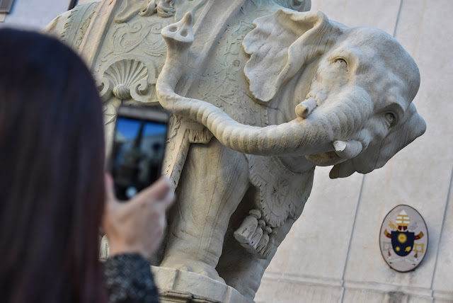 Rome in shock as another historic landmark vandalised
